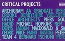 Critical Projects - Morphogenesis