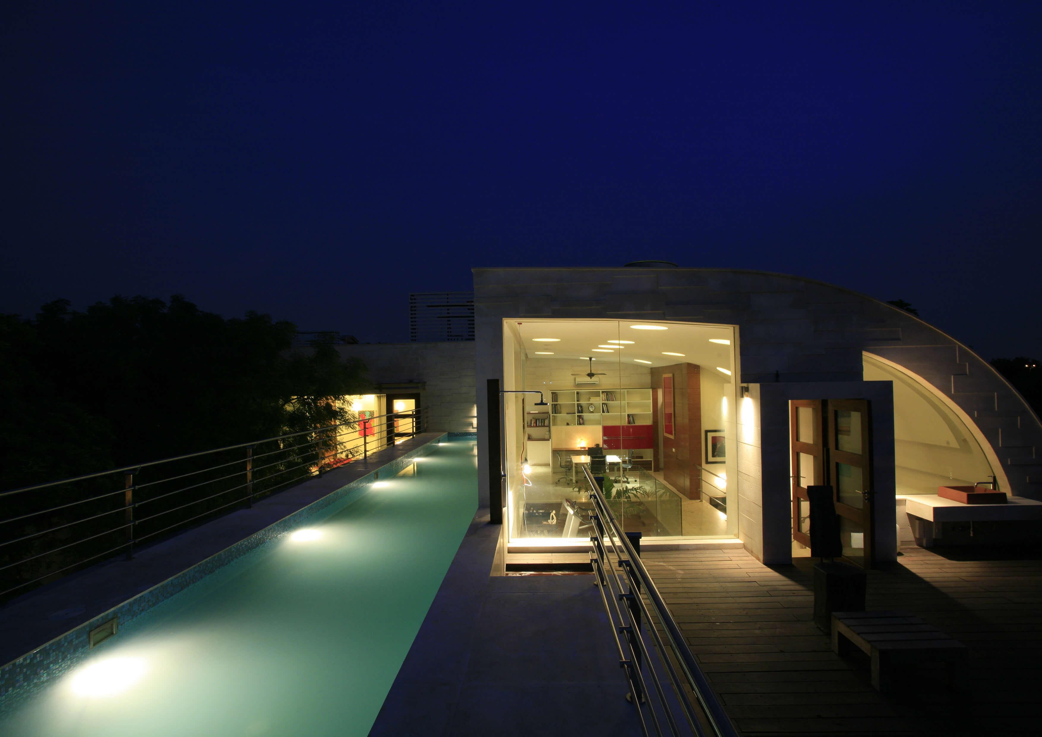 Architecture Design For Home In Delhi house architect in bangalore, delhi | india - morphogenesis