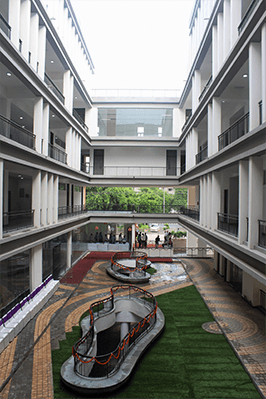Institutional architecture firms in bangalore delhi for Best architecture firms in india