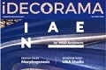 31st August 2017 iDecorama features an article on Morphogenesis 120X80