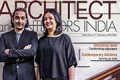 Architect & Interiors cover issue Jan 2018 120X80
